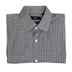 Hugo Boss Slim Fit Stretch Dress Shirt